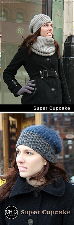 Super Cupcake CHIC Knits